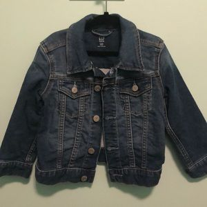GAP Super soft jean jacket